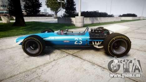 Lotus Type 49 1967 [RIV] PJ23-24 pour GTA 4 est une gauche