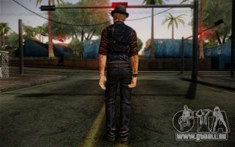 Murdered Soul Suspect Skin 2 pour GTA San Andreas deuxième écran
