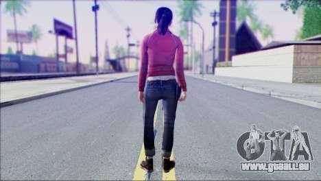 Left 4 Dead Survivor 1 für GTA San Andreas zweiten Screenshot