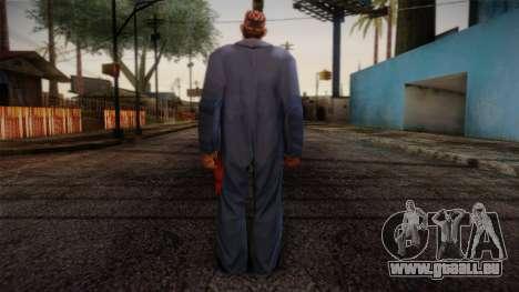GTA San Andreas Beta Skin 19 für GTA San Andreas zweiten Screenshot