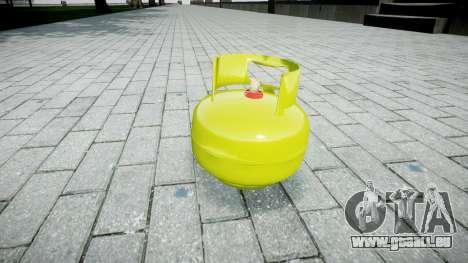 Grenade-bouteille de Gaz- pour GTA 4