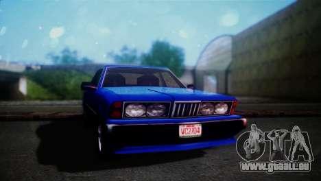 New Sentinel für GTA San Andreas