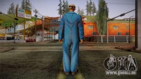Gedimas Wmymech Skin HD für GTA San Andreas zweiten Screenshot