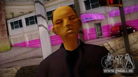 GTA San Andreas Beta Skin 11 pour GTA San Andreas troisième écran