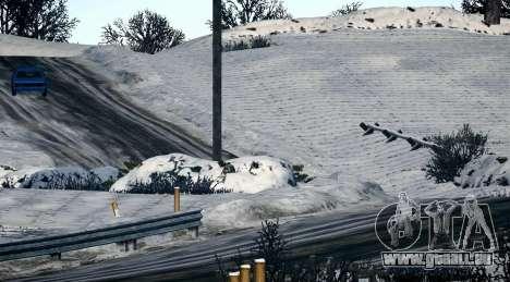 North Yankton IV pour GTA 4 sixième écran