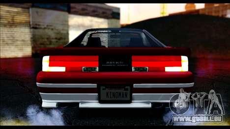 GTA 5 Ruiner Standart pour GTA San Andreas vue de droite