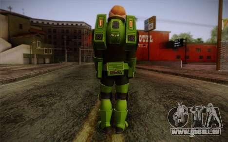 Space Ranger from GTA 5 v2 für GTA San Andreas zweiten Screenshot
