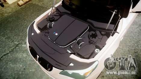 BMW M5 E60 v2.0 Wald rims für GTA 4 Seitenansicht