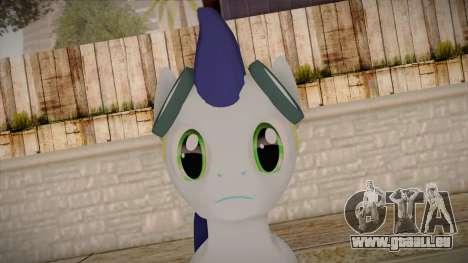 Soarin from My Little Pony pour GTA San Andreas troisième écran