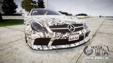 Mersedes-Benz SL65 AMG 2009 Sharpie pour GTA 4