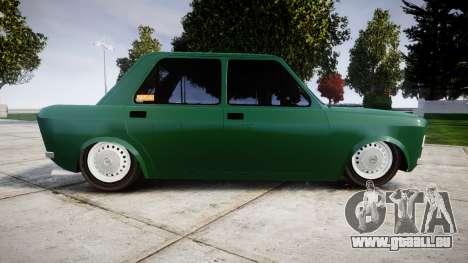 Fiat 128 Berlina für GTA 4 linke Ansicht