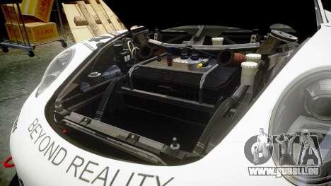 RUF RGT-8 GT3 [RIV] Project CARS pour GTA 4 est une vue de l'intérieur