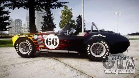 AC Cobra 427 PJ2 pour GTA 4 est une gauche