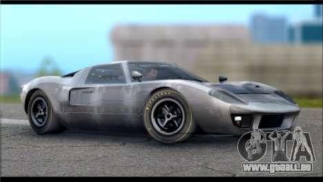 Photoréalistes ENB 3.1 Finale de la faiblesse de pour GTA San Andreas
