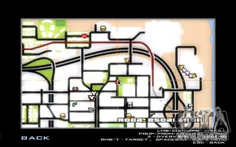Die Wiederbelebung der LVPD für GTA San Andreas siebten Screenshot