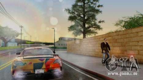 Santo ENB v4 Reffix für GTA San Andreas zweiten Screenshot