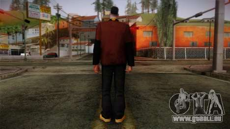 GTA San Andreas Beta Skin 16 für GTA San Andreas zweiten Screenshot