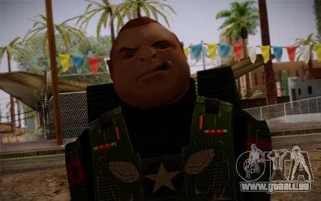 Space Ranger from GTA 5 v2 für GTA San Andreas dritten Screenshot