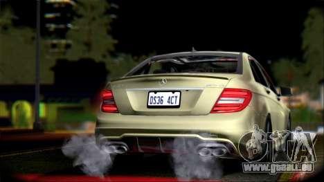 Photoréalistes ENB 3.1 Finale de la faiblesse de pour GTA San Andreas sixième écran