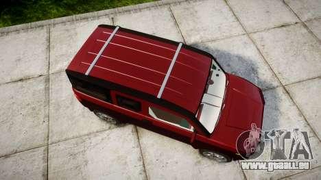 Honda Element 2005 pour GTA 4 est un droit
