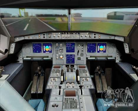 Airbus A330-300 Turkish Airlines pour GTA San Andreas salon