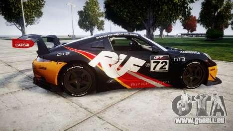 RUF RGT-8 GT3 [RIV] RUF pour GTA 4 est une gauche