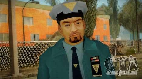 GTA 4 Emergency Ped 1 für GTA San Andreas dritten Screenshot