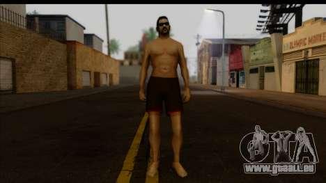 GTA San Andreas Beta Skin 7 pour GTA San Andreas