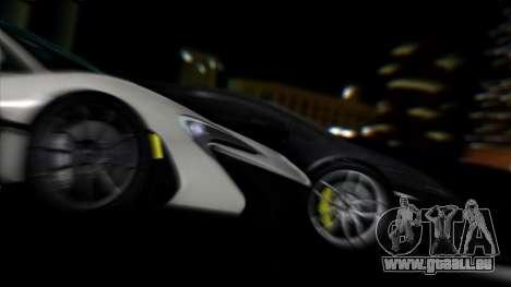Photoréalistes ENB 3.1 Finale de la faiblesse de pour GTA San Andreas deuxième écran
