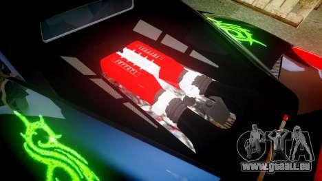 Ferrari 458 Italia 2010 v3.0 Slipknot für GTA 4 Seitenansicht
