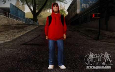 Ginos Ped 6 pour GTA San Andreas