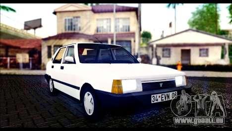 Tofas Dogan 90 Model für GTA San Andreas