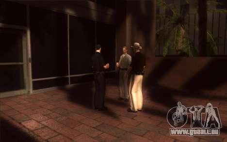 Die Wiederbelebung der LVPD für GTA San Andreas fünften Screenshot