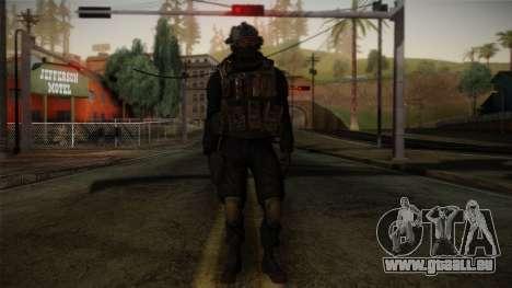 Modern Warfare 2 Skin 2 pour GTA San Andreas