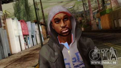 GTA 4 Skin 16 pour GTA San Andreas troisième écran
