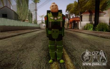 Space Ranger from GTA 5 v2 für GTA San Andreas