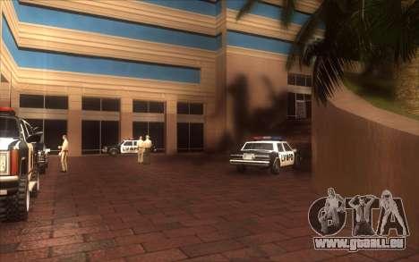 Die Wiederbelebung der LVPD für GTA San Andreas her Screenshot