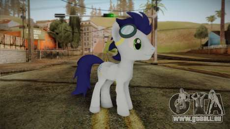 Soarin from My Little Pony pour GTA San Andreas