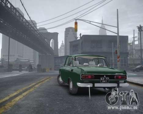AZLK 2140 für GTA 4 linke Ansicht