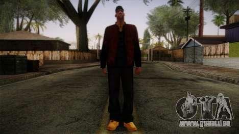 GTA San Andreas Beta Skin 16 für GTA San Andreas