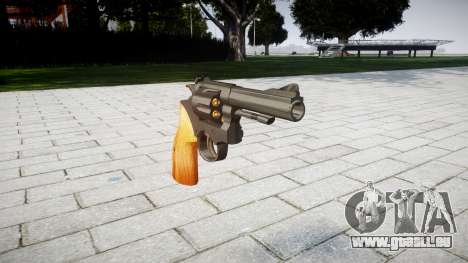 Revolver Smith & Wesson pour GTA 4