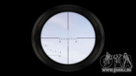 Fusil d'assaut AAC ratel [Remake] tar pour GTA 4 troisième écran