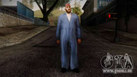 GTA San Andreas Beta Skin 19 pour GTA San Andreas