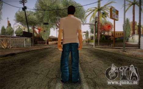 Ginos Ped 4 pour GTA San Andreas deuxième écran