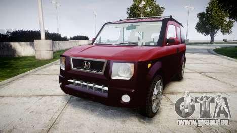 Honda Element 2005 pour GTA 4