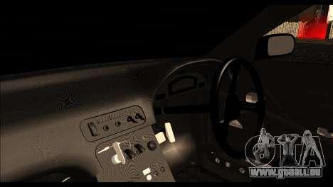 Nissan 180SX Monster Energy Spoiler für GTA San Andreas rechten Ansicht