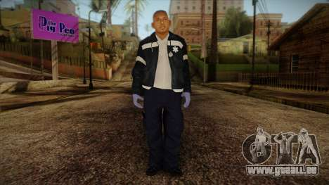 GTA 4 Emergency Ped 5 pour GTA San Andreas