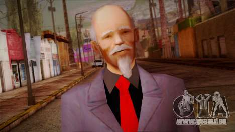 GTA San Andreas Beta Skin 13 für GTA San Andreas dritten Screenshot