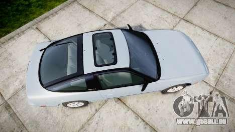 Nissan 240SX 1994 [EPM] pour GTA 4 est un droit