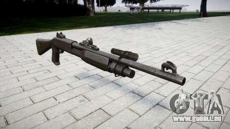 Shotgun Benelli M3 Super 90 für GTA 4